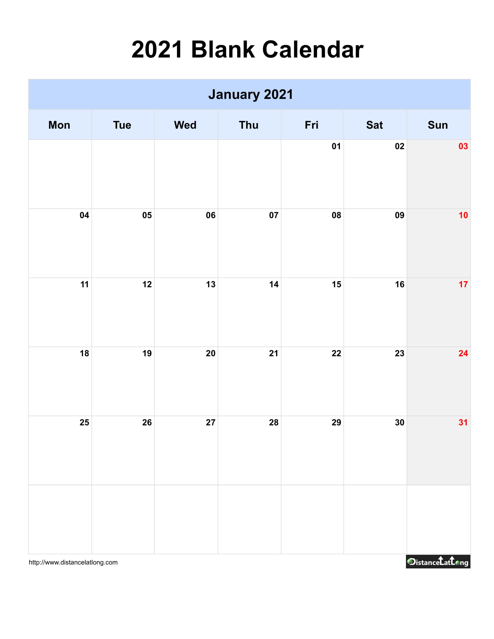 Free Downloadable 2021 Word Calendar : Free Printable ...