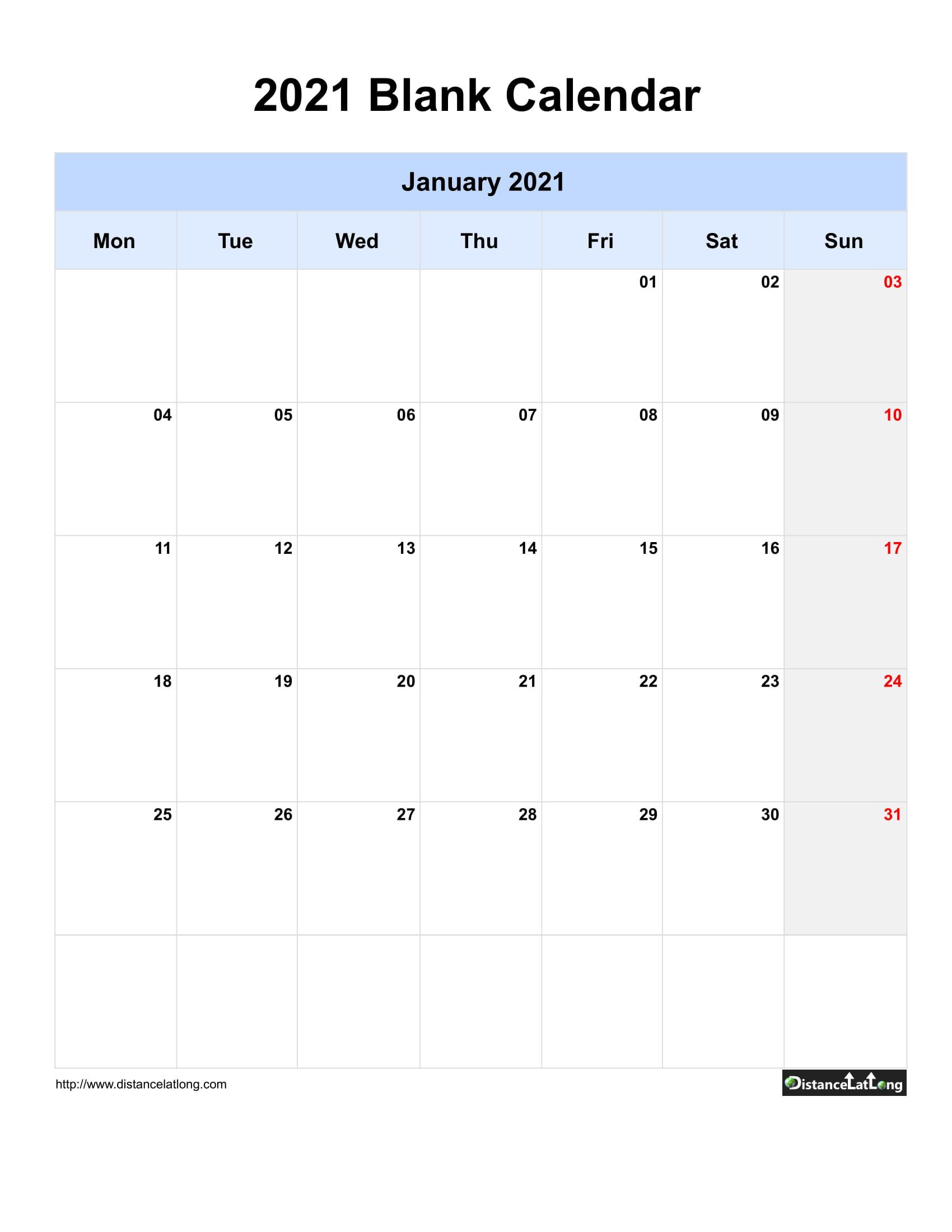 Free Downloadable 2021 Word Calendar / Free Printable ...
