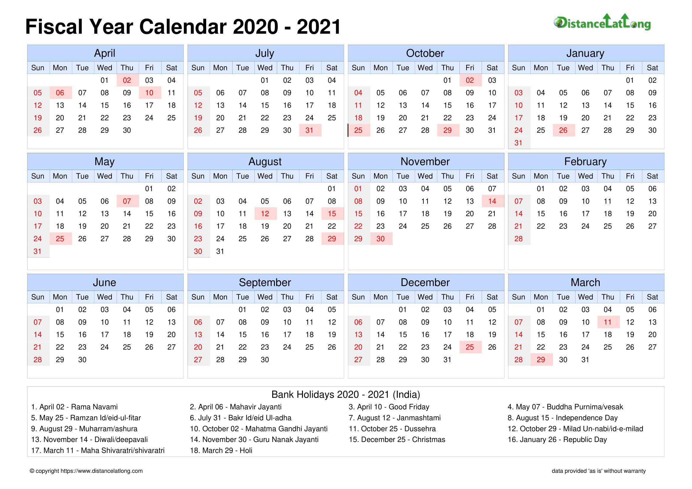 2021 Religious Holiday Calendar   2021 Calendar