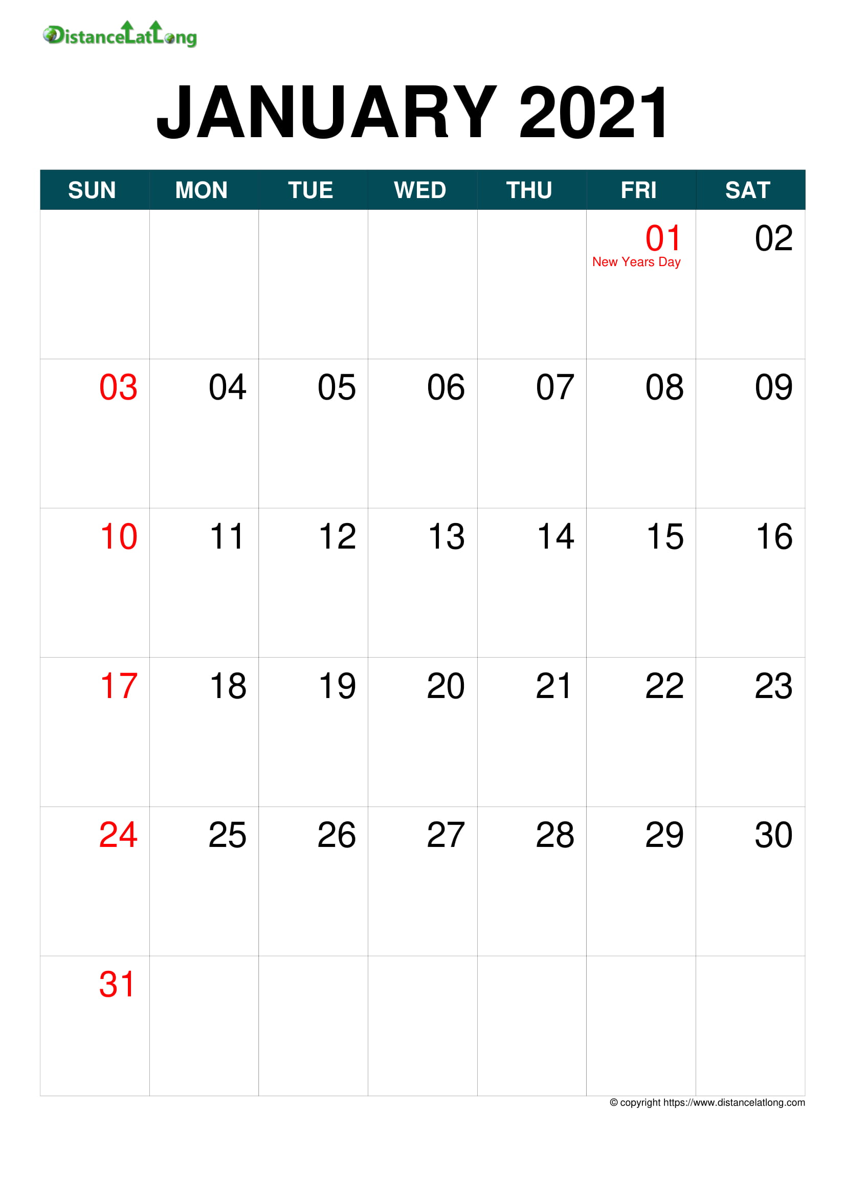 20 Holiday Calendar Holidayportrait Orientation Free Printable ...