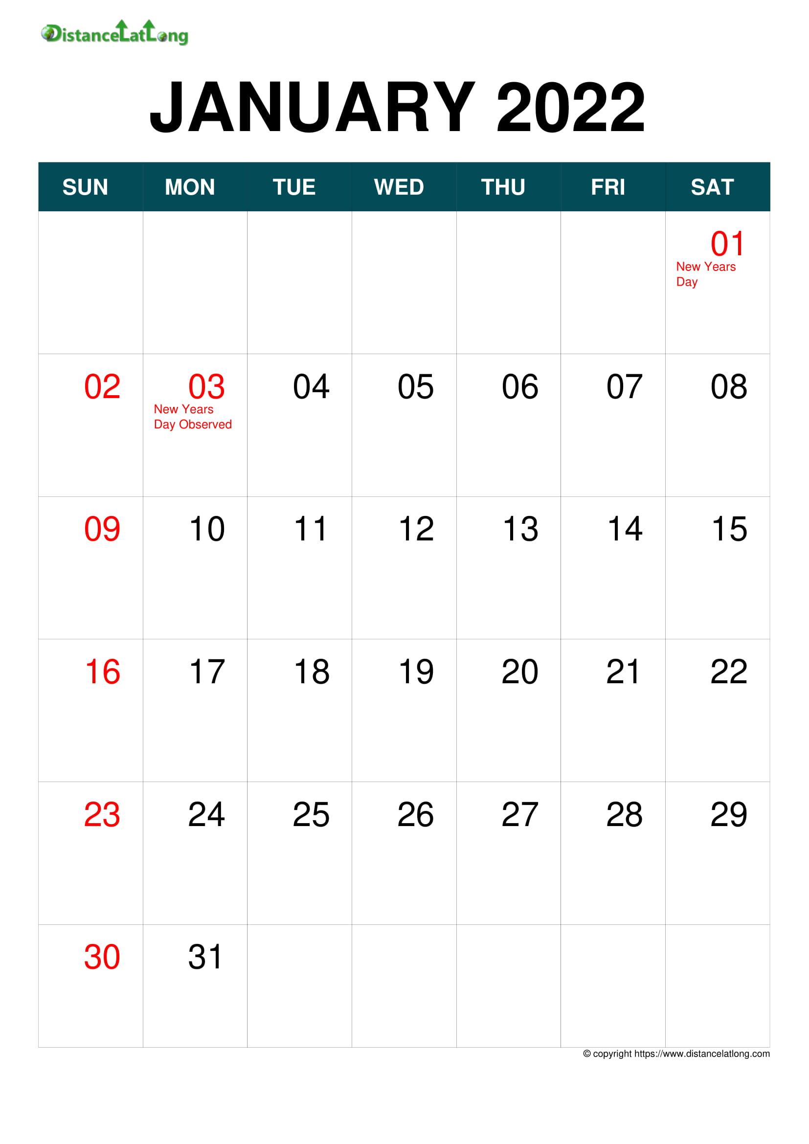 Printable December 2022 Calendar Word.2022 Holiday Calendar Portrait Orientation Free Printable Templates Free Download Distancelatlong Com